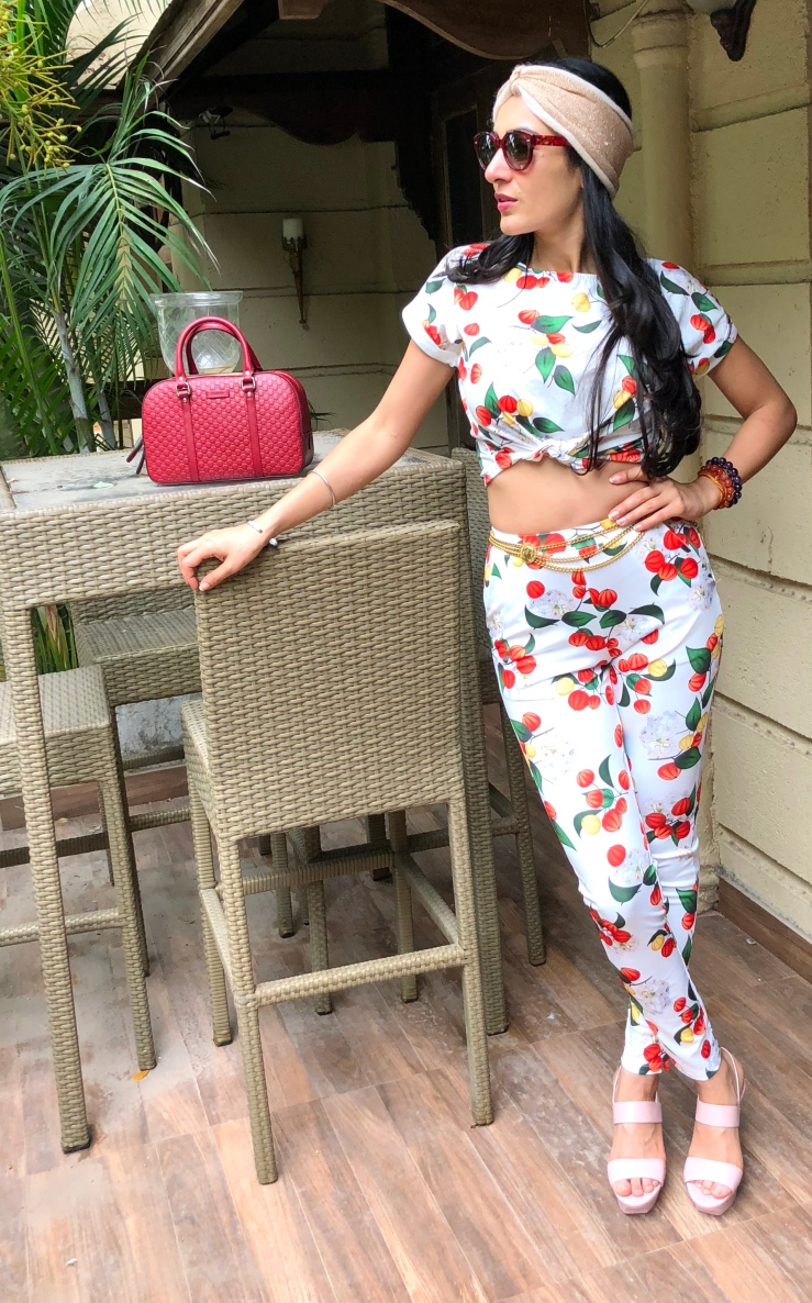 Two piece Outfit - Rupika Chopra