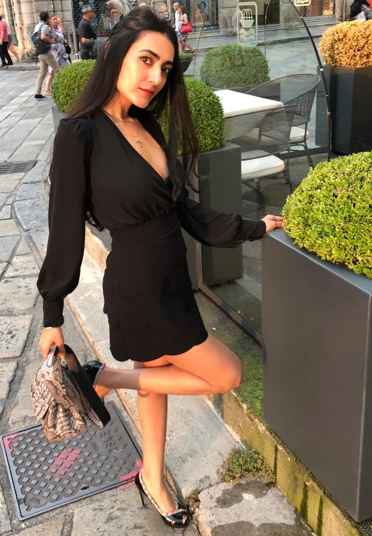 Little Back Dress - Rupika Chopra