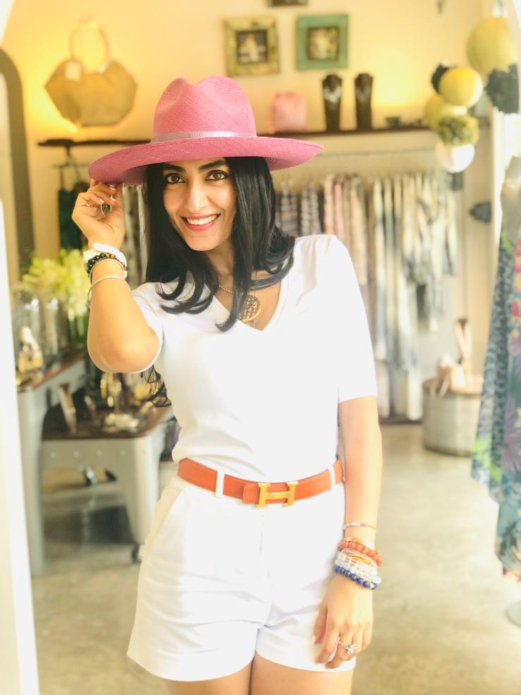 Panama Hat - Rupika Chopra
