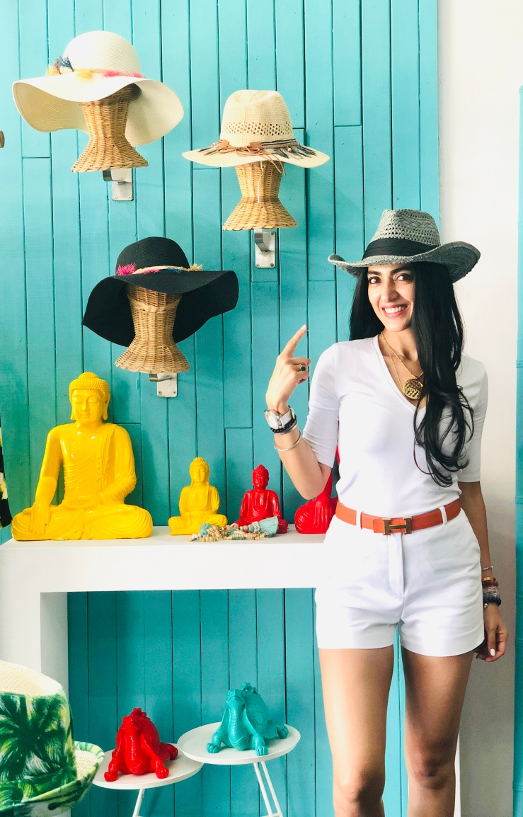Cowboy Hat - Rupika Chopra