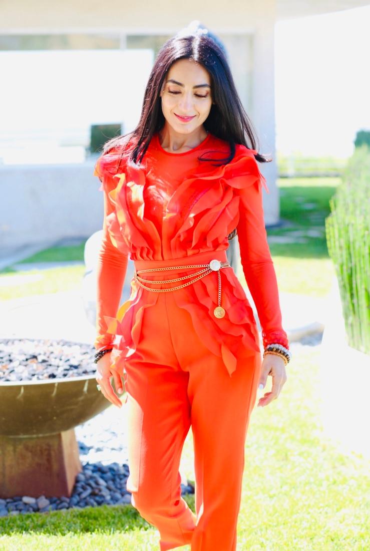 Rupika Chopra - Jumpsuits always in Vogue!