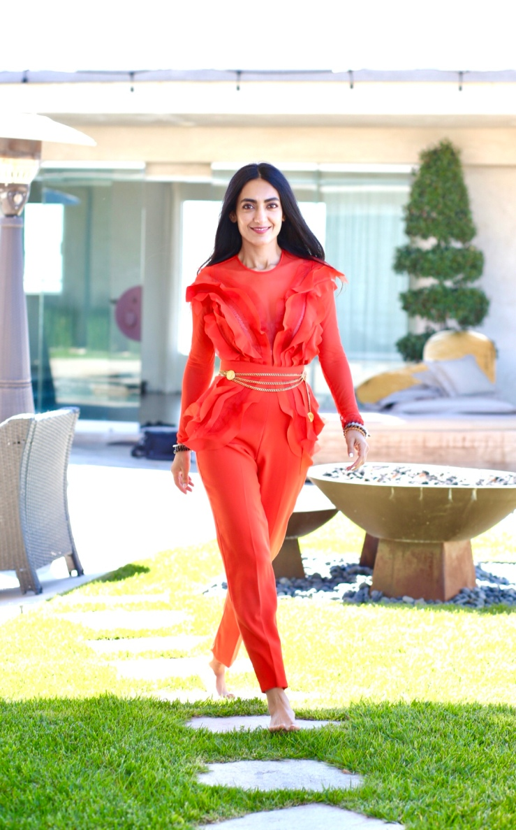 Rupika Chopra - Jumpsuits always in Vogue!