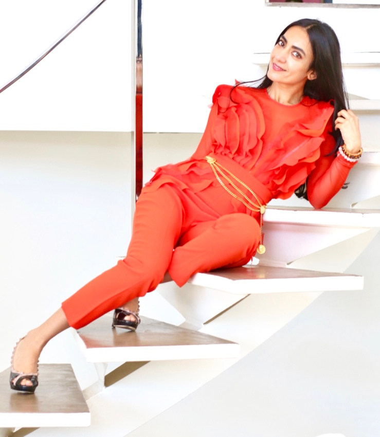Rupika Chopra - Jumpsuits always in Vogue!!